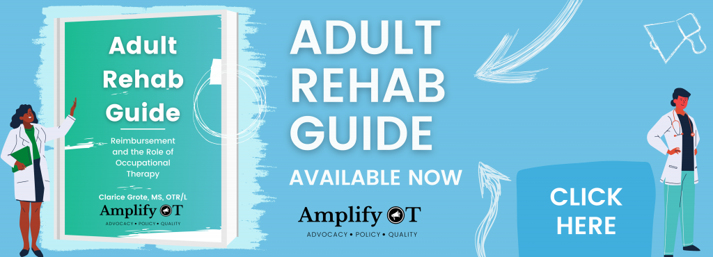 Adult Rehab Guide Shop Banner
